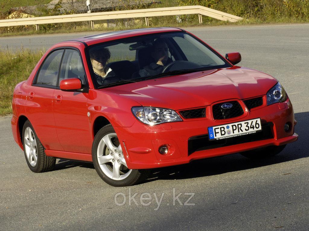 Тормозные колодки Kötl 3371KT для Subaru Impreza II седан (GD) 2.0 i R AWD, 2005-2007 года выпуска.
