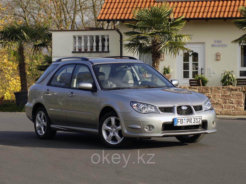 Тормозные колодки Kötl 3371KT для Subaru Impreza II универсал (GG) 2.0 i R AWD, 2005-2007 года выпуска.