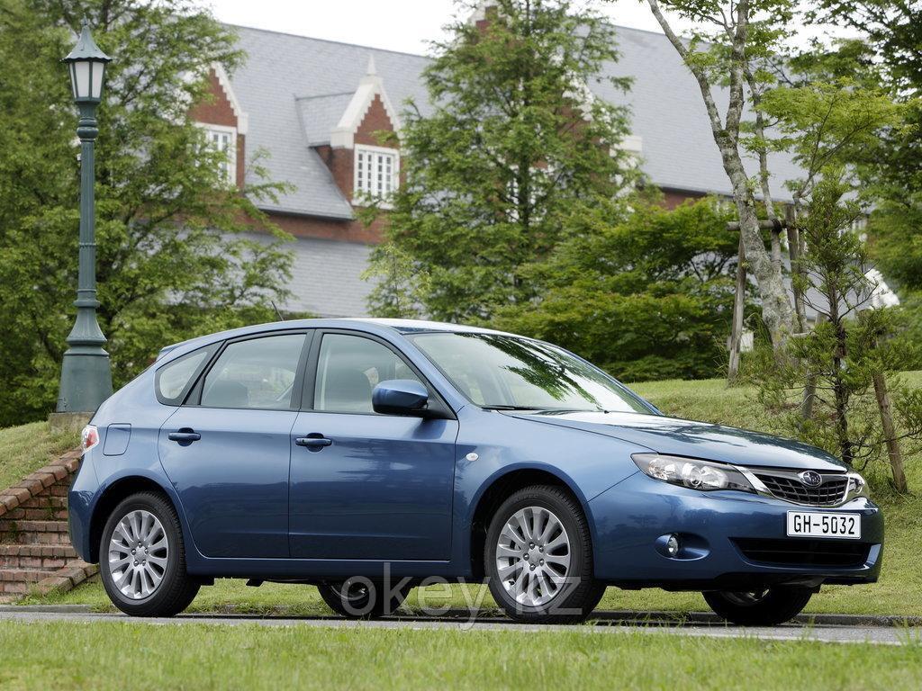 Тормозные колодки Kötl 3373KT для Subaru Impreza III хэтчбек (GR, GH, G3) 1.5 F, 2008-2012 года выпуска.