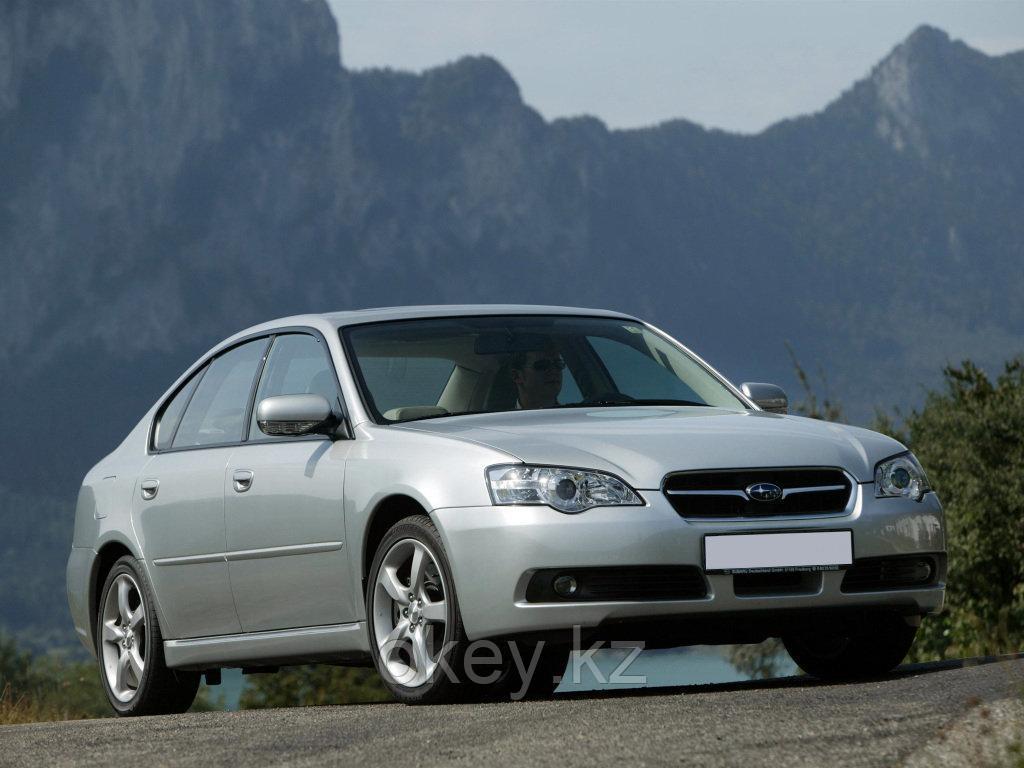 Тормозные колодки Kötl 3373KT для Subaru Legacy IV седан (BL) 3.0 R, 2003-2013 года выпуска.