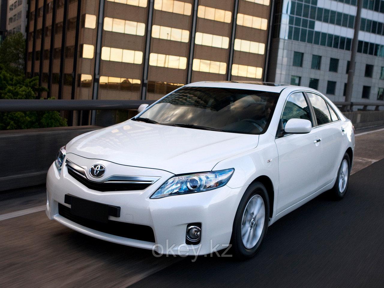 Тормозные колодки Kötl 3429KT для Toyota Camry VI седан (_XV4_) 2.4 VVT-i Hybrid, 2006-2011 года выпуска.