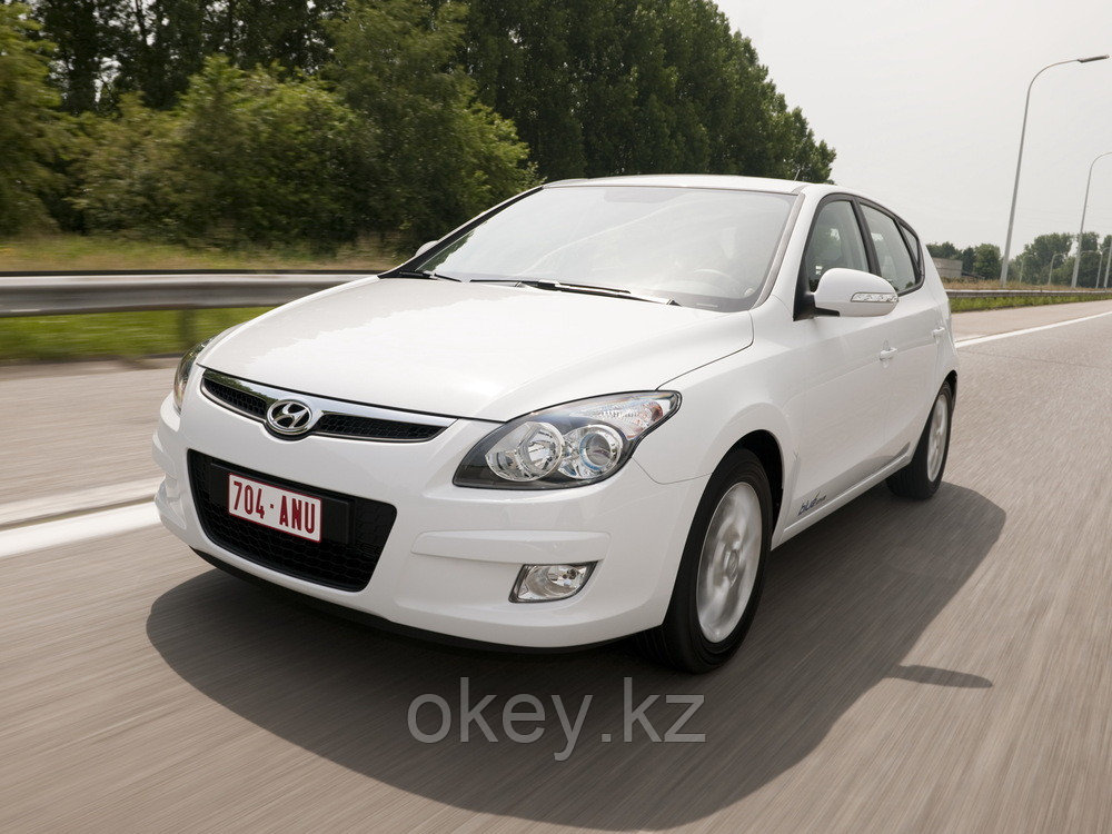 Тормозные колодки Kötl 3450KT для Hyundai I30 I хэтчбек (FD) 1.4, 2007-2011 года выпуска.