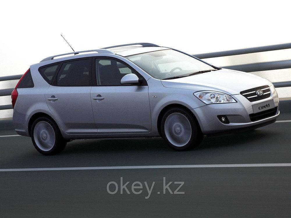 Тормозные колодки Kötl 3450KT для Kia Ceed I универсал (ED) 1.6 CRDi 90, 2007-2012 года выпуска.