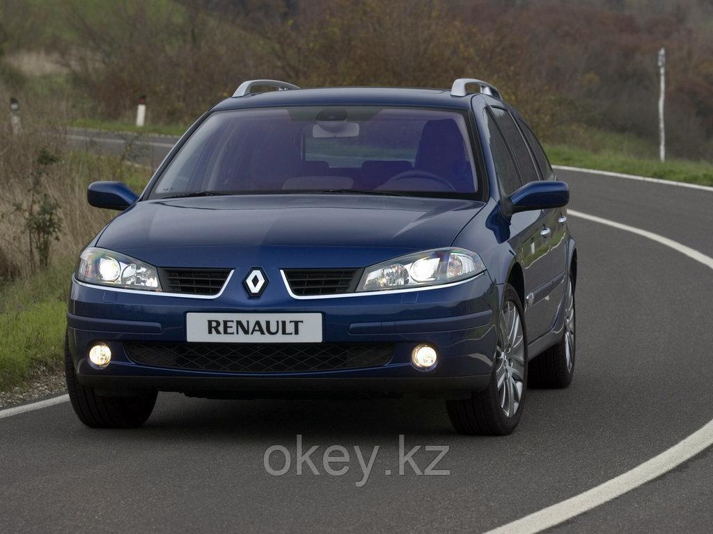 Тормозные колодки Kötl 3450KT для Renault Laguna II универсал (KG0/1_) 2.0 16V, 2004-2007 года выпуска.