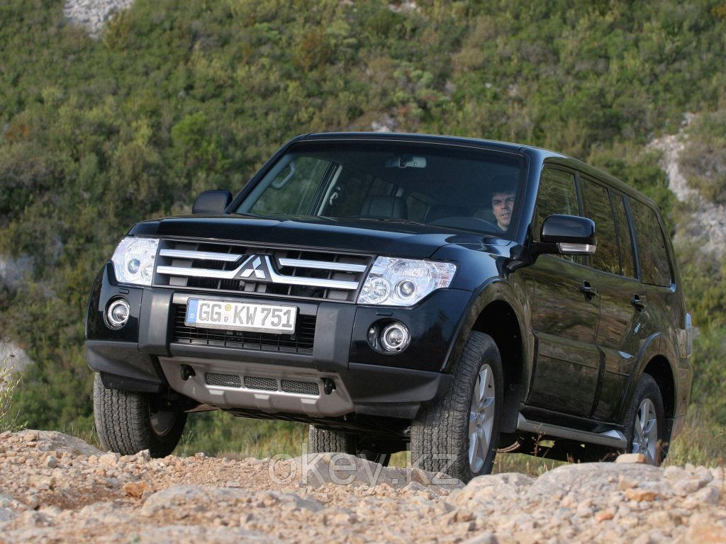 Тормозные колодки Kötl 3464KT для Mitsubishi Pajero IV (V8_W, V9_W) 3.2 DI-D (V88W, V98W), 2007-2020 года