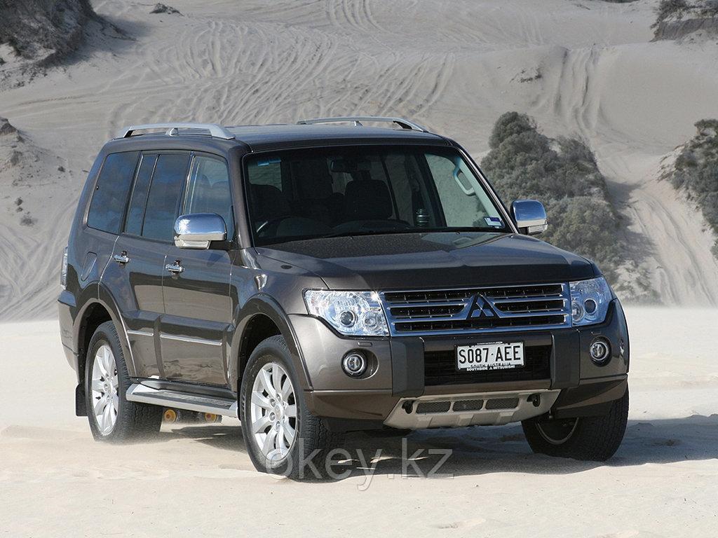 Тормозные колодки Kötl 3464KT для Mitsubishi Pajero IV (V8_W, V9_W) 3.8 V6 (V87W, V97W), 2007-2020 года