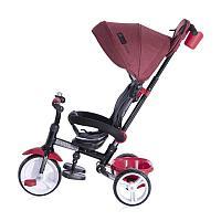Велосипед Lorelli MOOVO LUXE 2103 Красно-черный