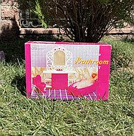 Мебель для куклы Барби ванная комната