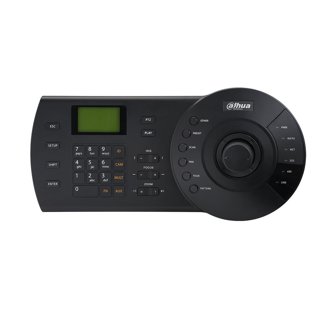 Клавиатуры и пульты управления систем видеонаблюдения