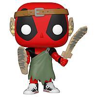 Фигурка Funko POP! Bobble Marvel Deadpool 30th LARP Deadpool 54690