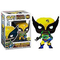 Фигурка Funko POP! Bobble Marvel Marvel Zombies Wolverine (GW) (Exc) 36648