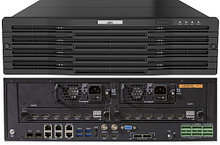 NVR524-256 - 256-ти канальный сетевой видеорегистратор с поддержкой записи 12MP, видеоаналитикой и 24