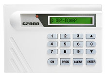 С2000-К - Клавиатура с жидкокристаллическим индикатором.