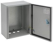 ЩРНМ-1 - Щит распределительный герметичный (IP54) с монтажной панелью. 400х300х220.