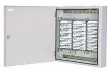 ШРН-2 - Шкаф распределительный настенный, пылеводозащищенный, с шасси, замком и плинтами.