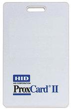 HID Prox Card II - Бесконтактная карта-идентификатор с отверстием для крепления.