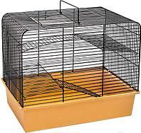 """Клетка для грызунов """"Марк№3 37см*26см*35см"""