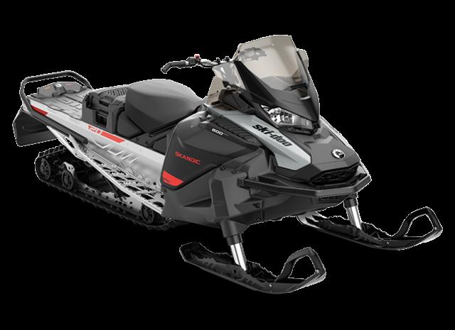 Scandic SPORT 600 EFI Серо-черный 2022