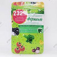 232 фермент, капсулы для улучшения работы кишечника, экстракт ферментации плодоовощей