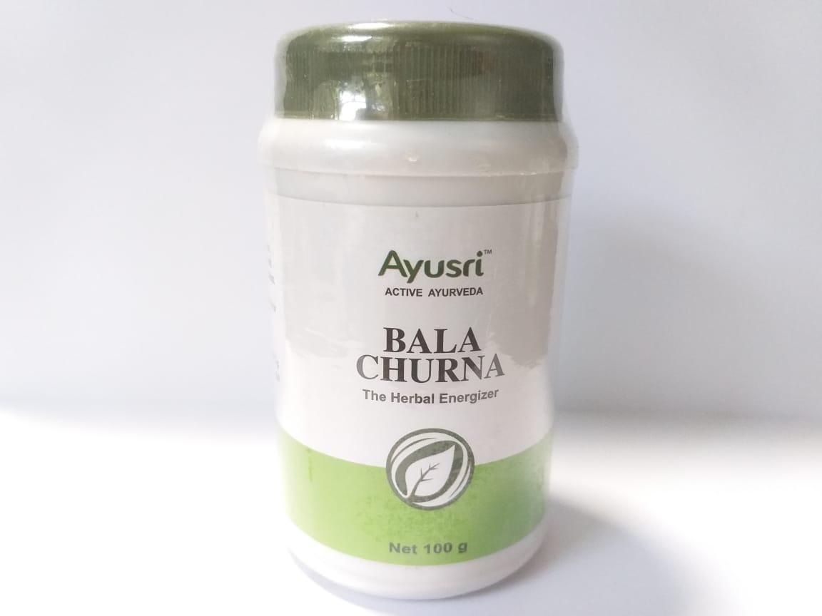 Бала чурна, 100 гр, Ayusri, используется в качестве сердечного стимулятора и как антидепрессант.
