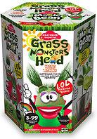 "Набор креативного творчества ""GRASS MONSTERS HEAD волшебный боб LOVE""(8)"