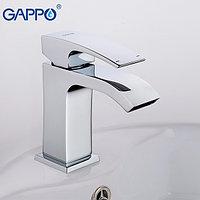 Смеситель для раковины GAPPO Jacob G1007-1 (каскадный), фото 1