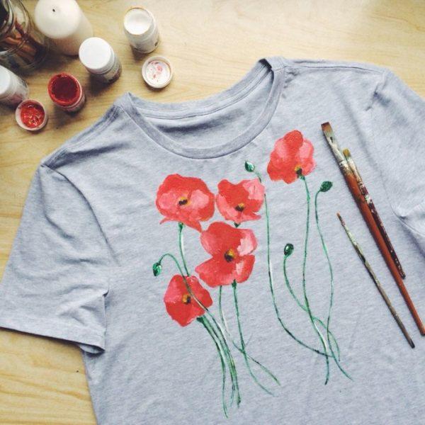Краски по ткани