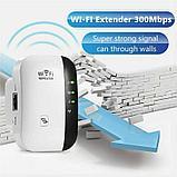 Усилитель сигнала Wi-Fi Беспроводной ретранслятор, фото 4