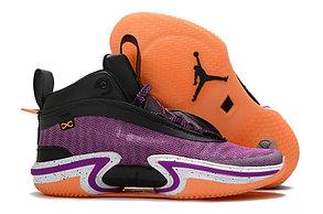 """Баскетбольные кроссовки Air Jordan XXXVI ( 36 )  """" Violet """", фото 3"""