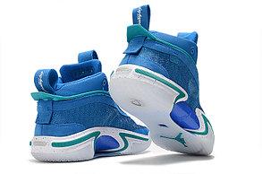 """Баскетбольные кроссовки Air Jordan XXXVI ( 36 )  """" Blue """", фото 2"""