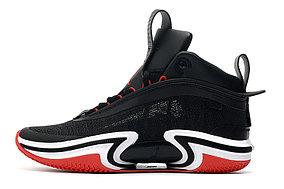 """Баскетбольные кроссовки Air Jordan XXXVI ( 36 )  """" Black\Red """""""