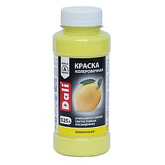 КОЛЕР ЛИМОННЫЙ 0,25 л DALI