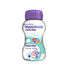 НУТРИНИДРИНК (NutriniDrink Multi Fibre)с пищевыми волокнами с нейтральным вкусом 200МЛ