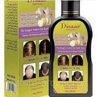 Шампунь DISAAR против выпадения волос имбирь 200 мл