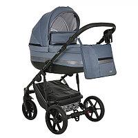 Детская коляска Pituso Luna 2 в 1 Blue Indigo