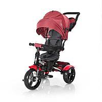 Велосипед Lorelli NEO Luxe 2103 Красный-черный