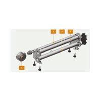 Коллектор на 3 котла для GENUS HP45-100 кВт (подачи, обратки, для газа, фильтр на газ)