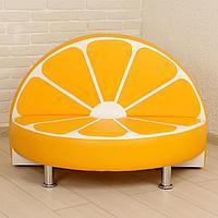 Мягкий диван 'Лимон'