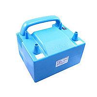 Компрессор с двумя клапанами плавного нажатия, 800 Вт, 220 В, цвет голубой