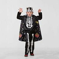 Карнавальный костюм 'Кощей Бессмертный сказочный', сатин, размер 30, рост 116 см