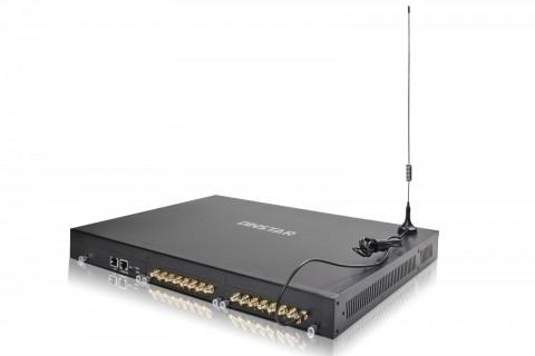 GSM VoIP шлюз Dinstar DWG2000B-16G