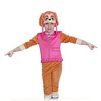 Карнавальный костюм 'Скай', куртка, бриджи, маска, р. 28-30, рост 104-110 см