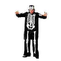 Карнавальный костюм 'Кощей Бессмертный', текстиль, р. 54, рост 188 см