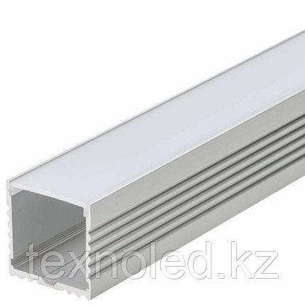 Алюминиевый профиль для светодиодной ленты 35*35ММ, фото 2