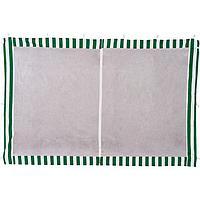 Стенка зеленая с москитной сеткой тента-шатра 4130