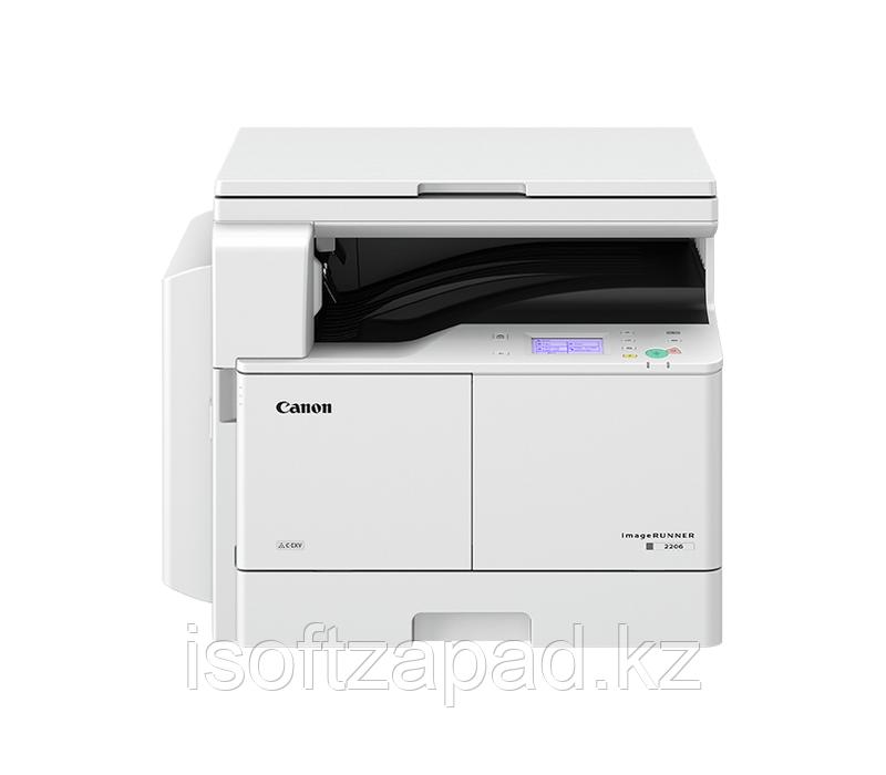 МФУ МФП Canon imageRUNNER 2206 Принтер-Сканер-Копир А3 формата Черно-белая печать
