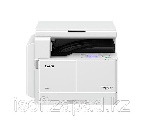 МФУ МФП Canon imageRUNNER 2206 Принтер-Сканер-Копир А3 формата Черно-белая печать, фото 2