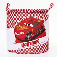 Корзина для игрушек 'Lightning' Тачки , 33*33*31 см