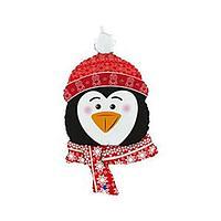 Фольгированный шар 34' 'Голова пингвина', фигура