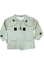 Кофта (пиджак) теплая начес турция 74 р
